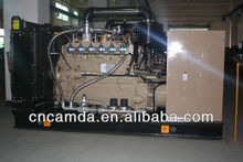 150kVA CAMDA Natural Gas Generator/ Biogas Generator Set/ Biomass Power Plant / CHP Gas Generator
