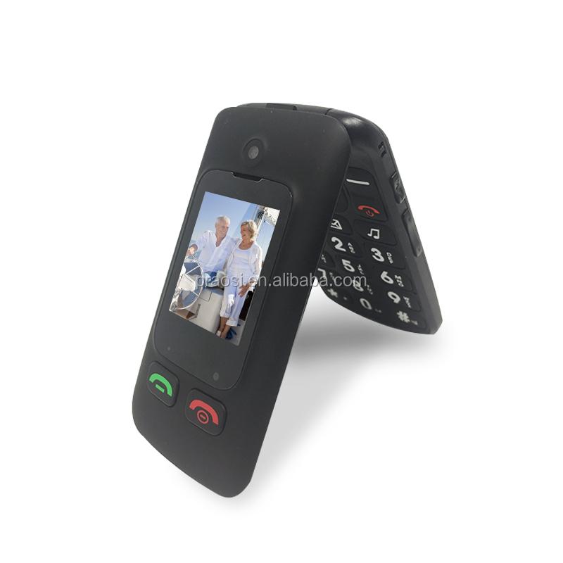 Shenzhen Manufacturer Elder Easy Use Cheap senior elderly sos big button mobile cell phone unlock фото