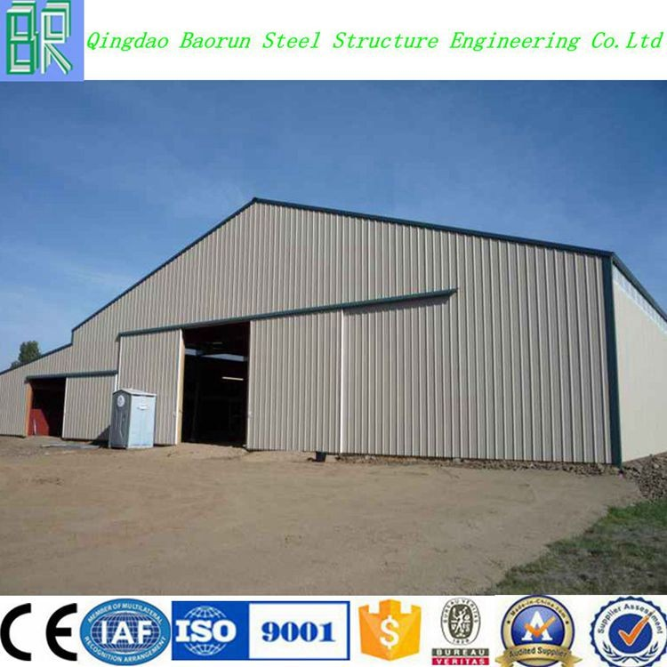 Prefabricated steel structure building used warehouse buildings for sale