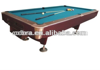 Feet Formica Slate Billiard TableBar Pool TableMarble Tabletop - 9 slate pool table