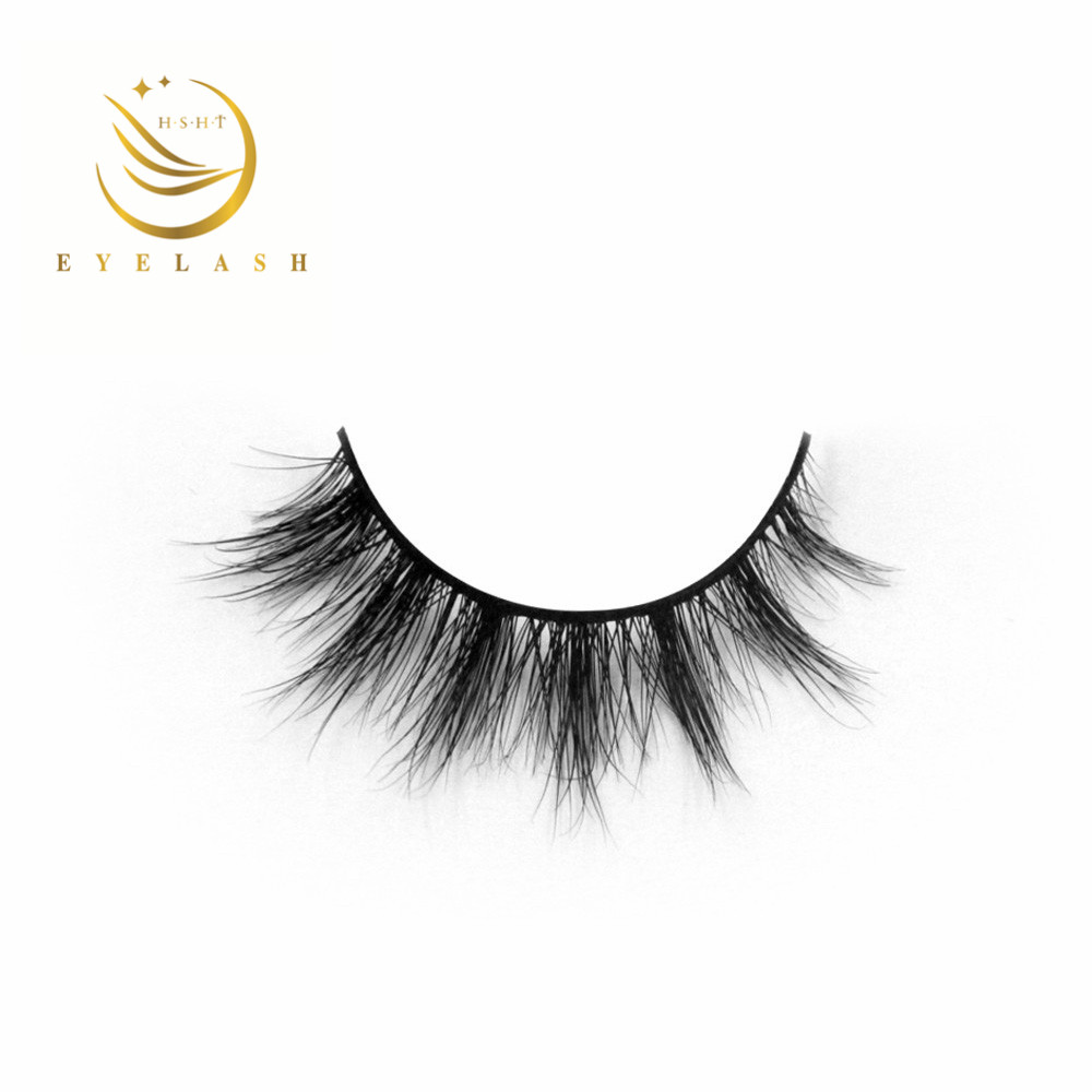 All Types 3D Real Mink Thick And Soft Eyelashes Private Label Eyelash Packaging