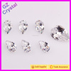 AAA quality clear color wholesale jewelry pear shaped diamond