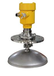 Silo Radar Level Sensor For Particulate Matter/Strong Dust/Powder/Solid  Material