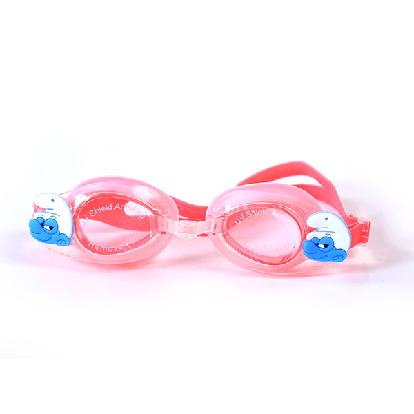51c2113a30 Funny Cartoon Animals Swimming Goggles For Children