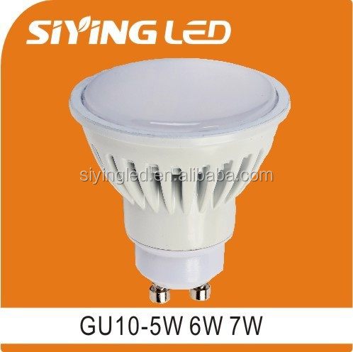 good quality SMD 2835 led light gu10 dimmable manufacturer