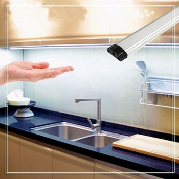 Kitchen Undercounter Lighting Ir Sensor Led Flexible Strip Light