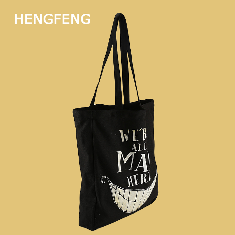 Promotional Various Durable Using Cotton Shopping Tote Bag