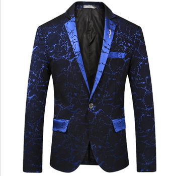 2ffb5419fabf33 H30040C 2019 New design modern slim fit custom casual blazer top quality  men suit