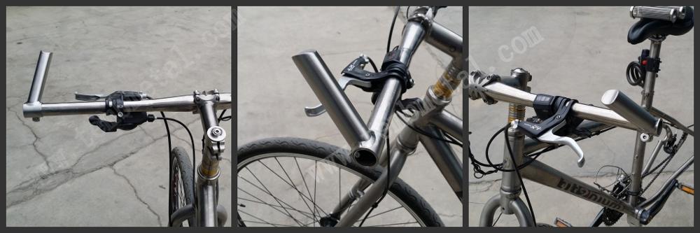 Wholesale Titanium Road Bike Bar Ends Titanium Bicycle Bar Ends