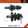 for 100CC BIKE JD100/CD100 gearbox and transmission
