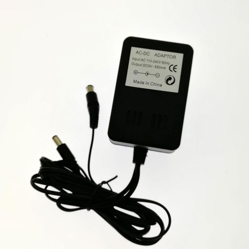 9v Power Supply Cord Ac Adapter For Nintendo Nes For Sega Genesis For Super  Nes Console - Buy Snes Power Adapter,Sega Power Adapter,Console Power
