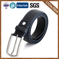 Factory Direct Sales Custom 100% Leather Fashion Design Genuine Leather Belts For Men