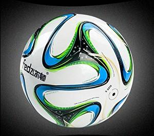 best website c9c75 73c82 Get Quotations · Fed 飞尔顿 Soccer Ball Performance Top Glider Soccer Ball