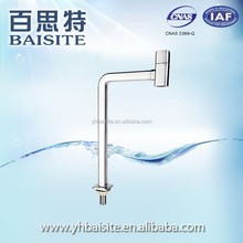 Wholesal Basin Sink Mixer Top Faucets Sanitary Ware ABS Siphon Kitchen Bibcock Basin Faucet