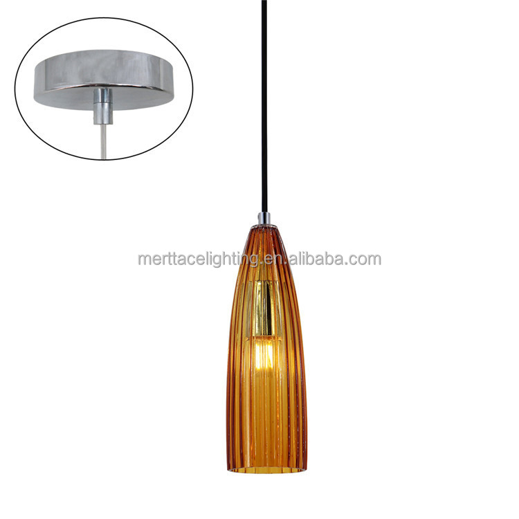 Industrial Glass Globe Stand Ceiling Kitchen Pendant Hanging Light <strong>Modern</strong>