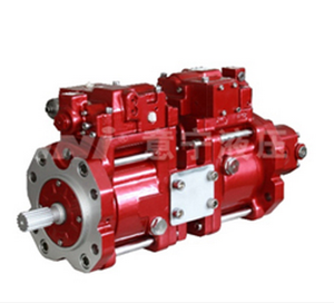 INI Hydraulic High Pressure Double Vane Piston Axial Pump Hydraulic Oil Pump
