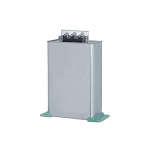 400V Low Voltage AC Power Capacitor Bank, 30kvar 3 Phase Automatic Power Factor compensation capacitor