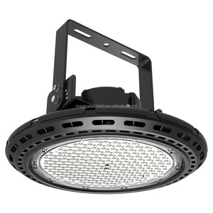 150W 200W high bay led lights Free sample high power IP65 Aluminum industrial led high and low bay light