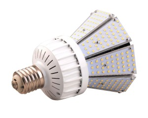 New Factory Wholesale E39 ETL 80w LED Corn Lamp with Fan
