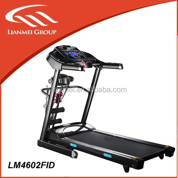 new fitness treadmills electric for home use with various colour available