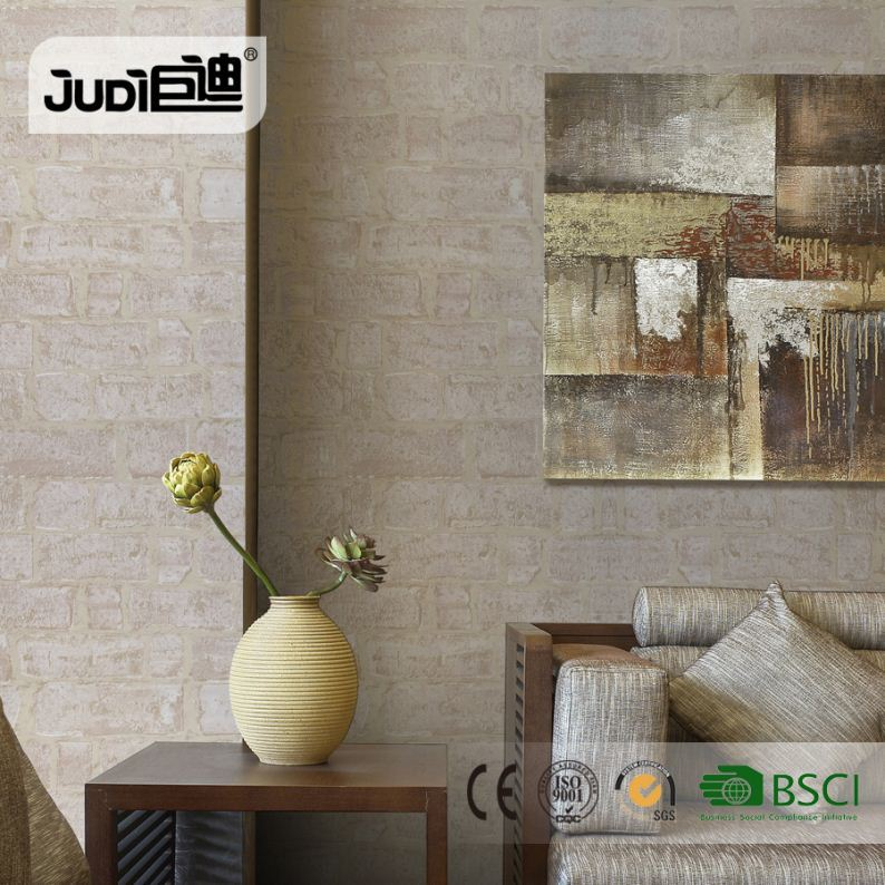 20 year professional manufacturer hot selling bamboo design wallpaper