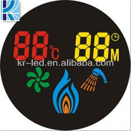 OEM led digital display for water heater