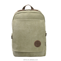 Multifunction camera computer backpack 11inch canvas Laptop bag