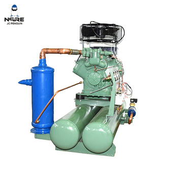 30HP Professional unit for frozen refrigeration system air-cooled unit