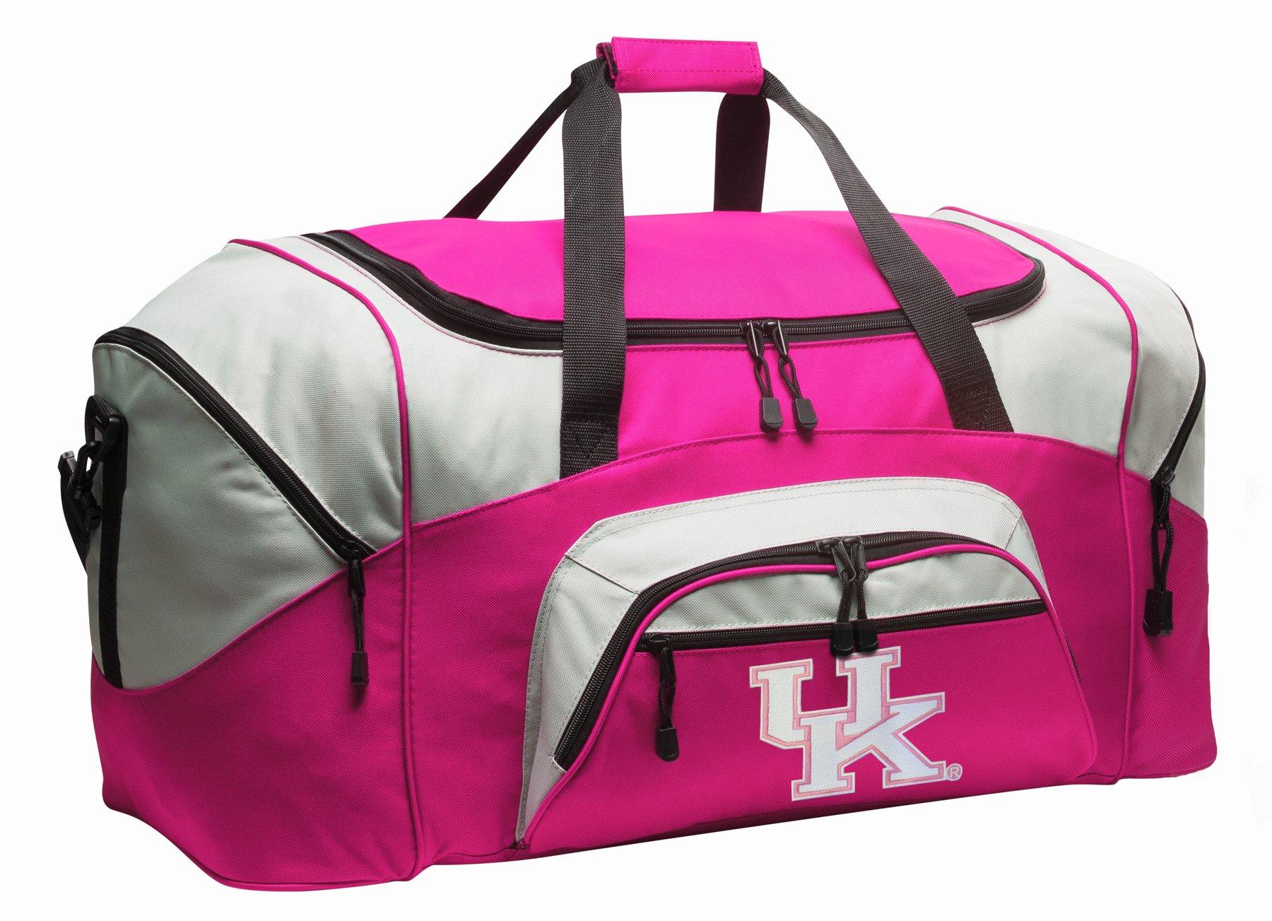 Buy UK Wildcats Duffel Bag Ladies Womens University of Kentucky Gym ... a4a774b074