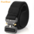 Comfortable Breathable Nylon Military Tactical Belt with Metal Buckle