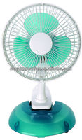 Electrical 6 Inch Mini Clip Desk Fan
