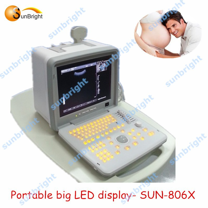 LED cheapest Portable ultrasound / Probe USB Ultrasonic Device