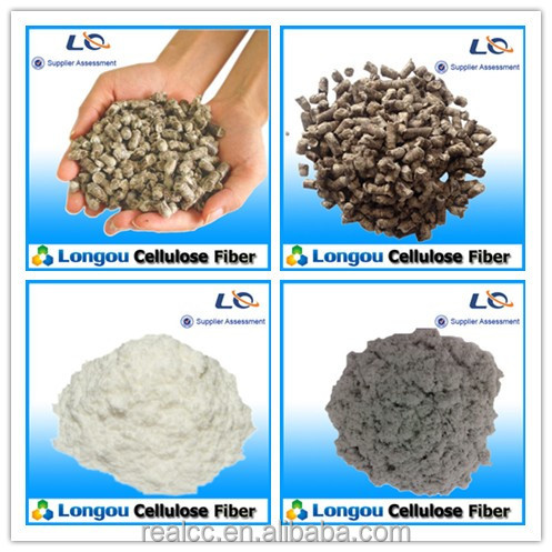 Industrial Insulating Cellulose Fiber Insulation And Sound Dampening