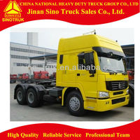 6x4 LHD HOWO Prime Mover/ Tractor Truck/ Haulage