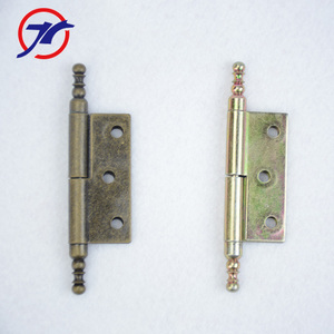 Hinge for door and cabinet heavy duty container