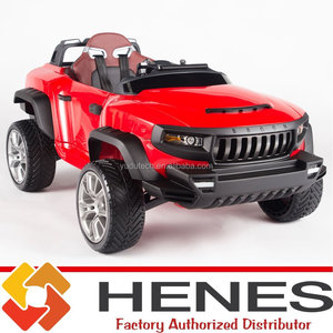 Henes Broon T870 Kids Ride On Vehicle 24V Power with Rubber Wheels & Remote Control,