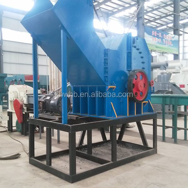Waste Steel Crusher Machine for Scrap Metal Crushing and Recycling