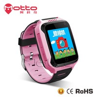 New Style android ce rohs gps mobile smart watch Kids Wrist watch