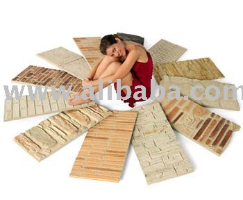 Paneles de poliuretano decorativos stunning paneles - Placas imitacion ladrillo ...