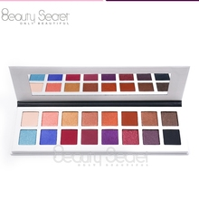 Holiday Magic Cosmetics Unbranded Eyeshadow Palette for Shany Cosmetics