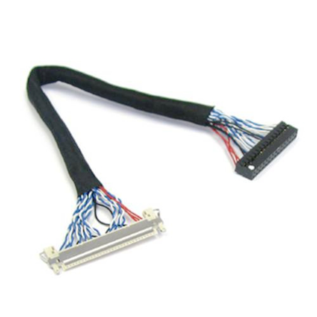 Kabel LCD Screen Converter Kabel pita lvds