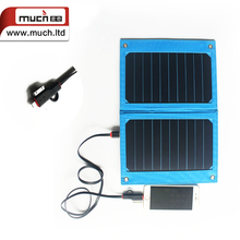 Travel camping helper fast charging solar panel, solar device charger