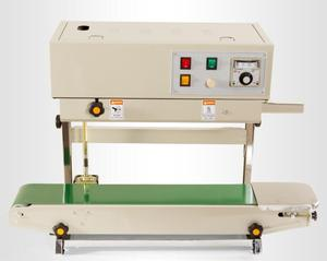 Vertical Continuous Band Sealer Machine FR900 Continuous Film Sealing Machine
