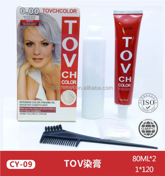 Tovch Brand Colorful Long-lasting Hair Color Cream - Buy Hair Color Cream  Product on Alibaba.com
