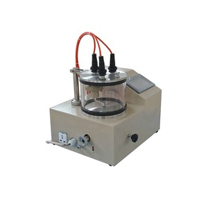 Lab Three Target Plasma Sputter Coater with Rotary Sample Table for Coating Metals on Wafer