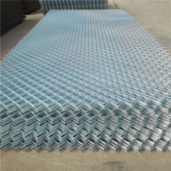 1x1 Galvanized Welded Wire Mesh Panel - Buy High Quality 1x1 ...