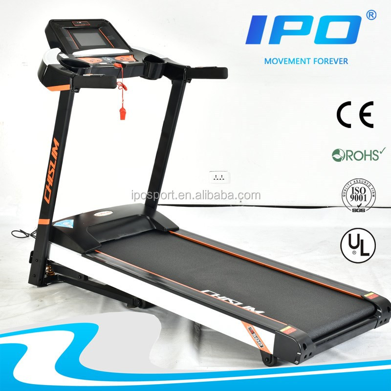 Home Sport Trainers Dc Motorized Treadmill Small Electric - Small treadmill for home