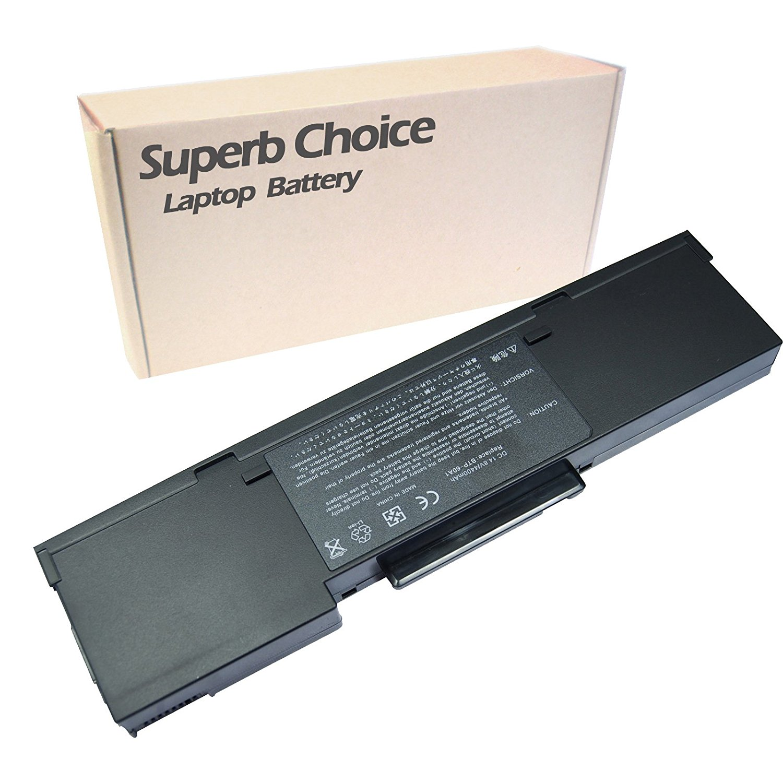 ACER BTP-59A1 Laptop Battery - Premium Superb Choice® 8-Cell Li-ion Battery