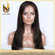 Factory supply 100% Indian remy full lace wigs human hair