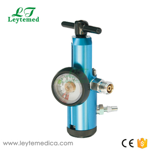LTY-540NB CE marked medical bull nose oxygen regulators